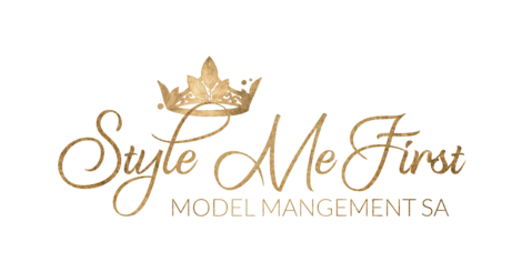 Style me first model management logo kleur png